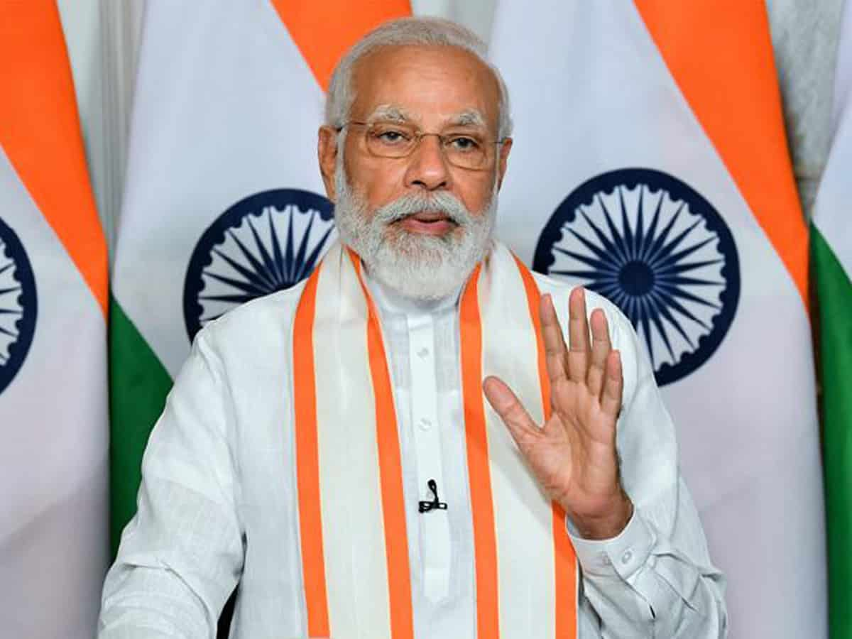 PM calls all-party meet on June 19 over India-China issue