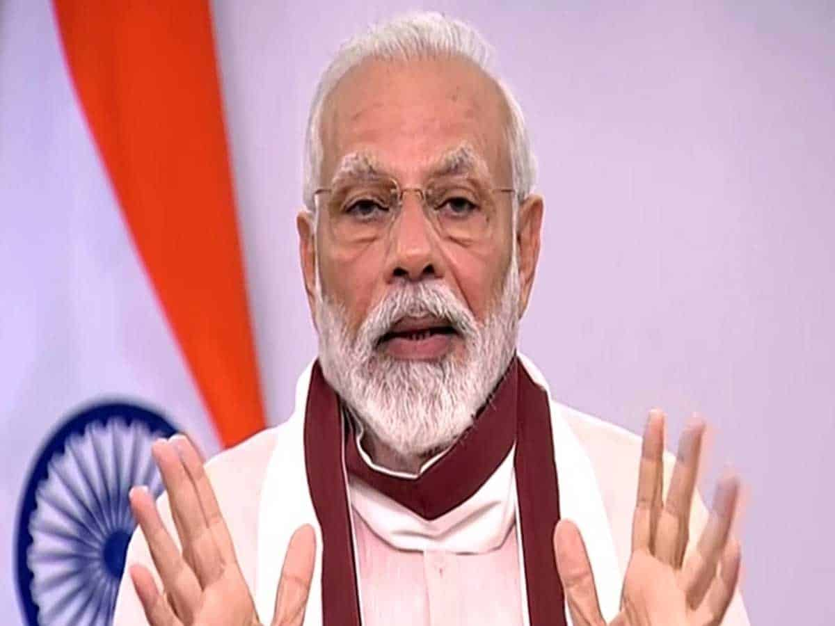 India will definitely get back its economic growth: PM Modi