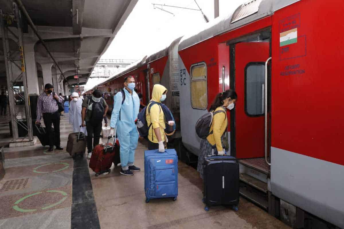 Railways to resume to Shramik Trains as per states' demands