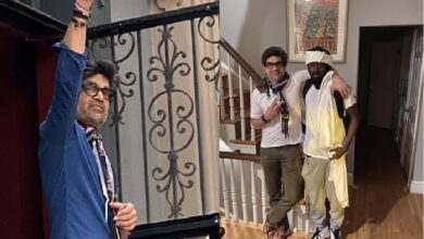 "Photo of Indian-American opens his doors to protestors, hails as ""hero"""