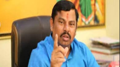 Photo of BJP MLA Raja Singh tests negative to corona virus