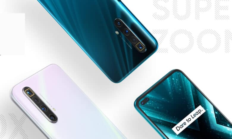 Realme launches two 4G flagship smartphones in India