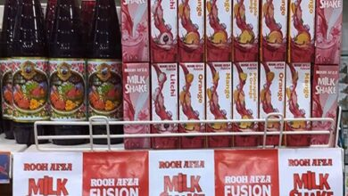 Photo of Hamdard launches new 'ready to drink' products under RoohAfza