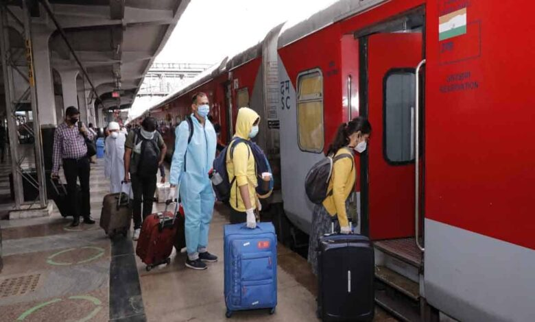 Unlock 1.0: 9 special train services commenced journey over SCR