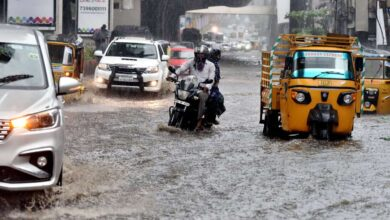 Photo of Monsoons arrive in Hyderabad as city gradually opens up