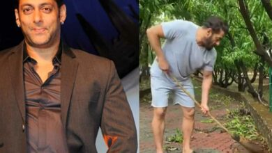 Photo of Watch: Salman Khan clean his Panvel farmhouse on World Env. Day