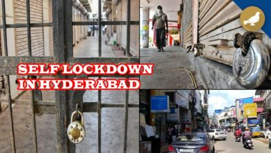 Photo of Hyderabad: Troop Bazar shops imposed self Lockdown till July 5