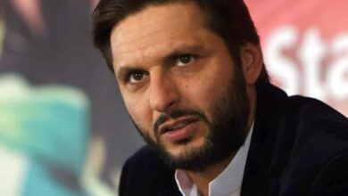 Photo of Afridi tests corona positive; urges prayers for speedy recovery