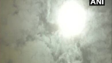 Photo of Solar eclipse seen in Delhi, Mumbai
