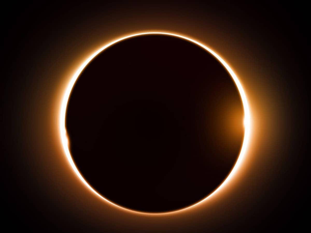First solar eclipse of the year tomorrow