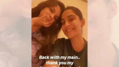 Photo of Sonam Kapoor flies back home to Mumbai ahead of birthday