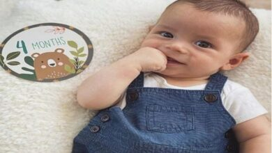 Photo of Steve Kazee shares adorable picture of 3-month old son Callum