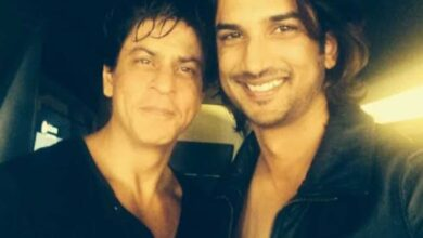 Photo of Shah Rukh Khan pays heartfelt tribute to Sushant Singh Rajput