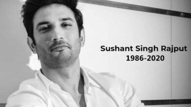 Photo of Sushant Singh Rajput — Another light has gone out