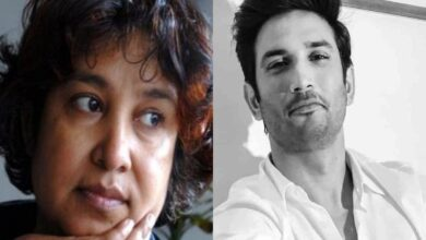 Photo of Sushant Singh Rajput Death: Taslima Nasrin expresses views