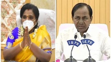 Photo of Telangana governor & government lock horns over handling corona
