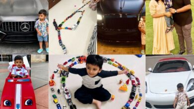 Photo of Hyderabad toddler reels off names of over 100 Global Car Brands