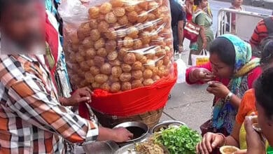 Photo of Pani-puri seller dies of COVID-19, patrons raise funds for kin
