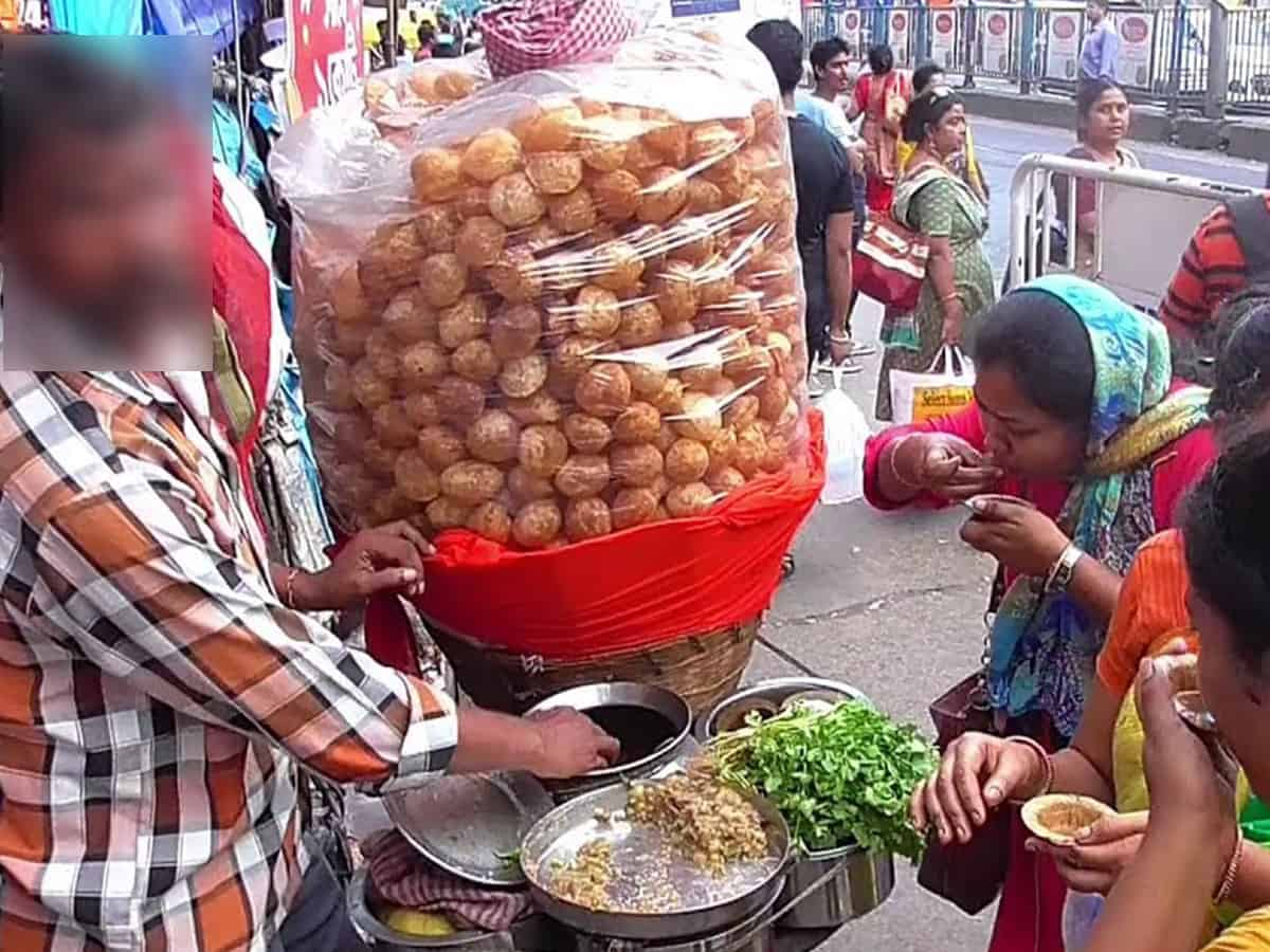 Pani-puri seller dies of COVID-19, patrons raise funds for kin