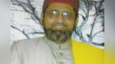 Photo of Syed Masood Benazir – President Baitul mal Hyderabad passed away