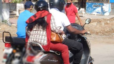 Photo of Hyderabad: Four women pillion riders die in the past two days