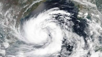 Photo of Cyclone 'Nisarga': Storm activity intensifies in Arabian Sea