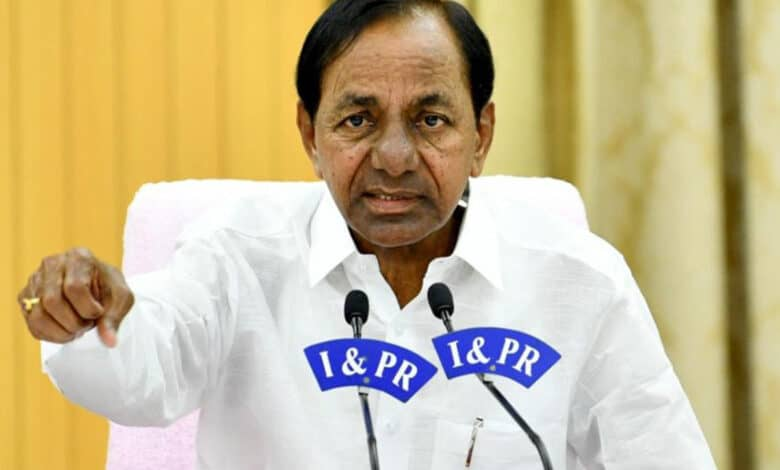 KCR fails to live up to his word