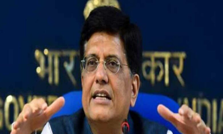 Piyush Goyal interacts with captains of Pharmaceutical industry