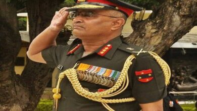 Photo of Lieutenant General Manoj Pande takes over as Commander-In-Chief
