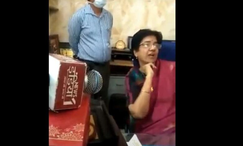 Principal of Kanpur Medical College Dr. Arati Lalchandani