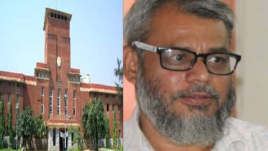 Photo of DU prof Wali Akhtar dies after six hospitals deny treatment