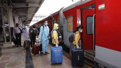 Unlock 1.0: Passenger train service resumes from Hyderabad