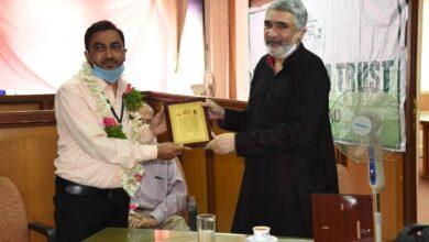 Photo of Faiz-e-Aam Trust doles out ration kits to 70000 families