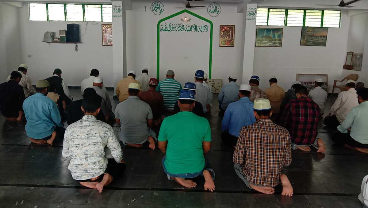 Mosques gearing up to 'unlock' in Hyderabad