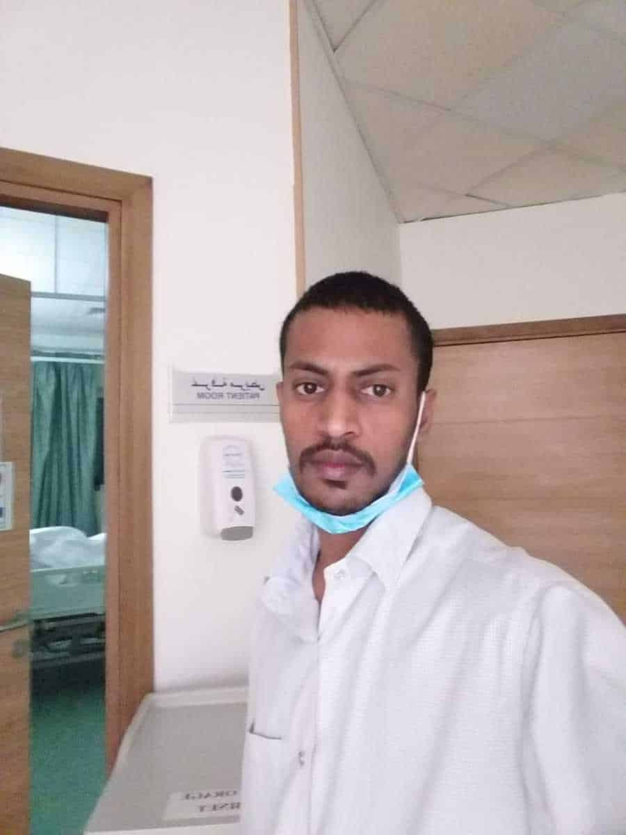 Saudi horror: Kafeel and travel agent drive TS man to death