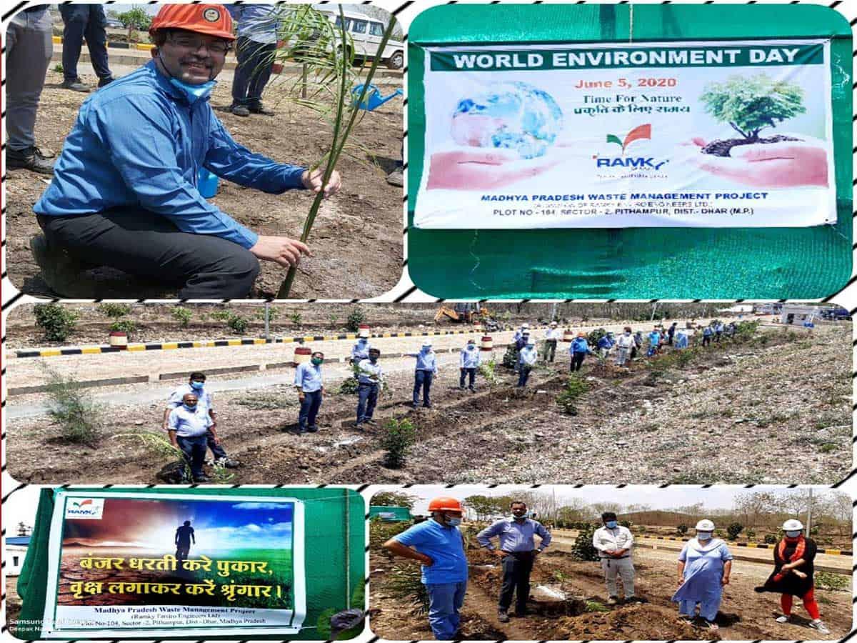 Ramky enviro strengthens commitment to environment