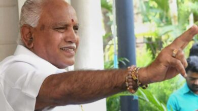 Photo of BJP High Command ignores Yediyurappa, springs surprise