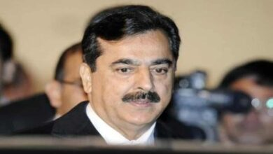 Photo of Former Pak PM Yousuf Raza Gillani tests positive for coronavirus