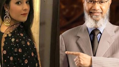 Photo of Dr. Zakir Naik extends support to Zaira Wasim