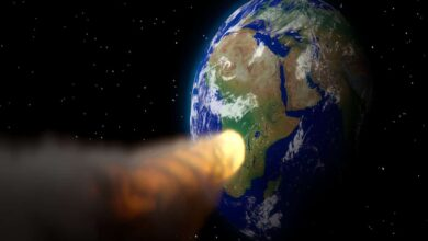 Photo of Giant asteroid to fly by Earth this week