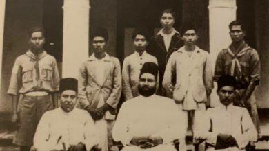 Photo of Narasimha Rao with Bahadur Yar Jung– A pic is worth 1000 words