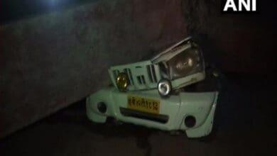 Photo of 2 dead in under-construction bridge collapse in UP's Etah