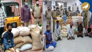 Photo of Hyderabad: Cops seize Rs 1.5 lakh worth tobacco products