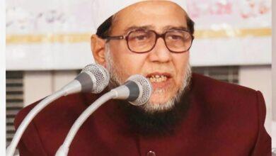 Photo of Maulana Ghousavi Shah asks Muslims to boycott News 18