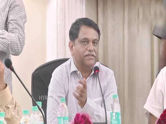 Arvind Kumar, Principal Secretary, MA&UD Dept