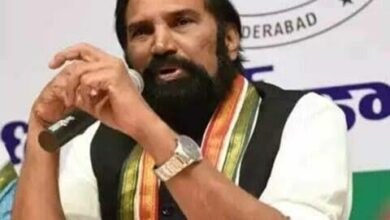 Photo of Uttam slams KCR as police foil Cong leaders' visit to Manjeera