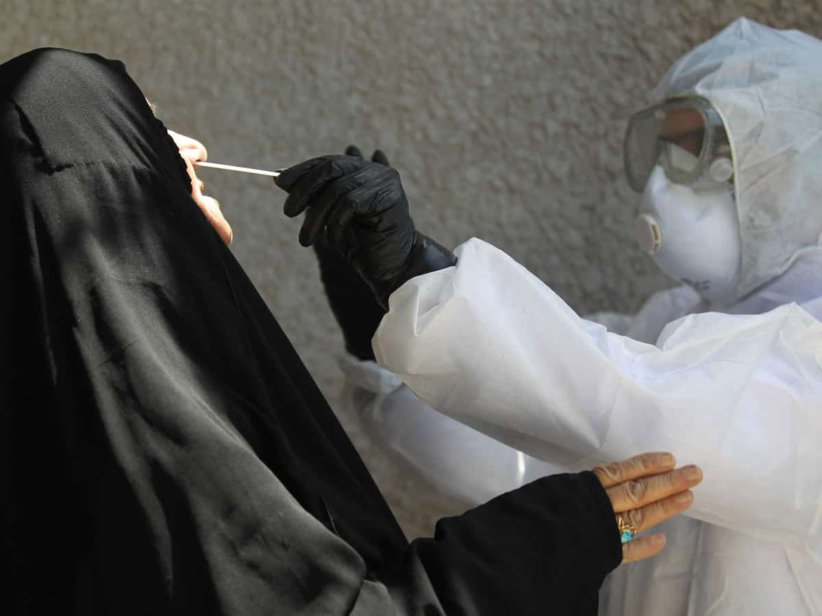 Iraq reports highest 1,635 new COVID-19 cases