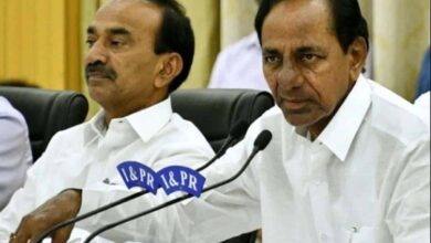 Photo of KCR refutes claims of him floating national party