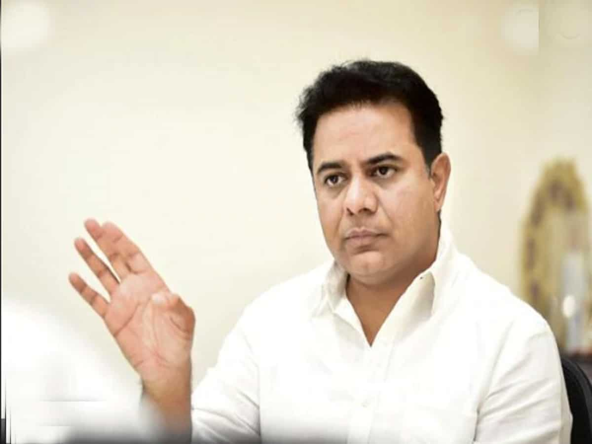 Telangana govt to pass integrated township policy: KTR