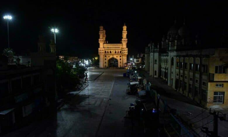 lockdown in Hyderabad